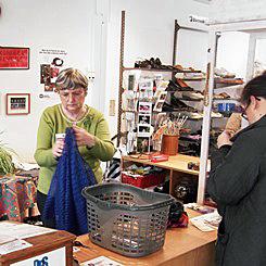 Tøjbutikken